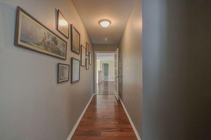 Upstairs Hallway, North Wing