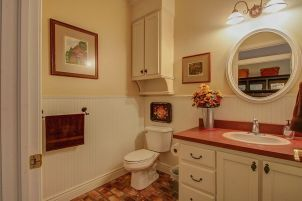 Mudroom Powder Bath