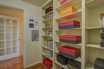 Another View of the Craft Closet