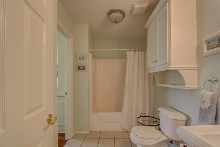 #2 Bedroom, Attached Bath