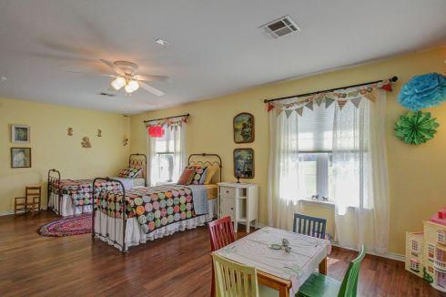 #2 Bedroom: Nursery