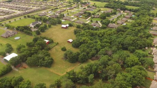 Aerial View, Entire Property